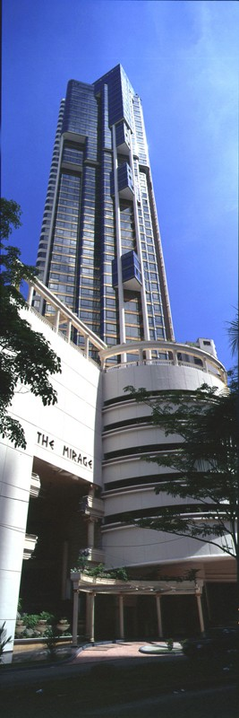 The Mirage Tower
